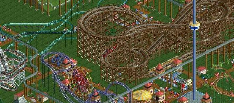 RollerCoaster Tycoon Coming to the 3DS