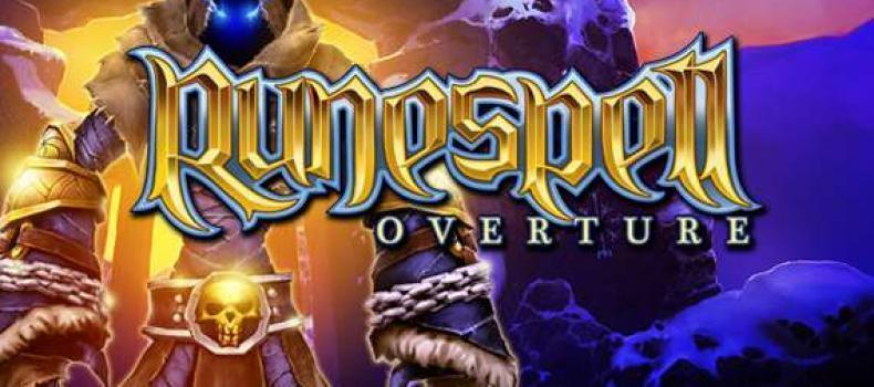 Runespell: Overture first patch available on Steam