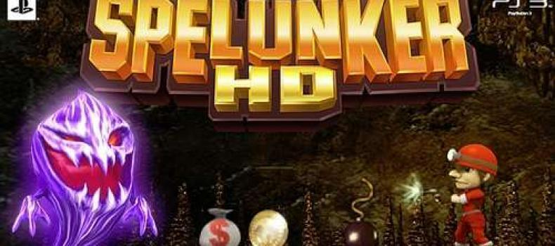 Tozai Games Brings Spelunker HD to the European PlayStation Network