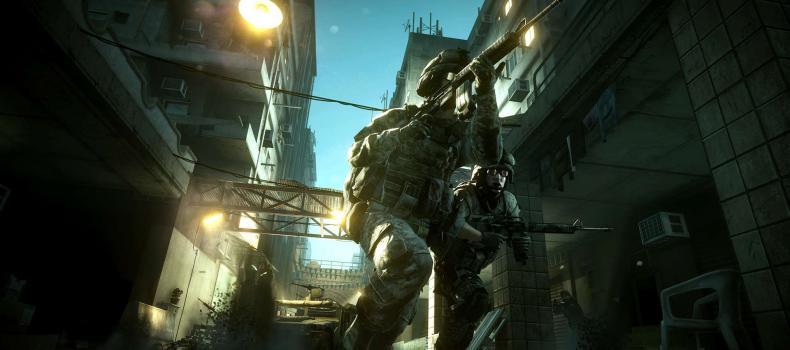 Battlefield 3 Gamescom Screenshots