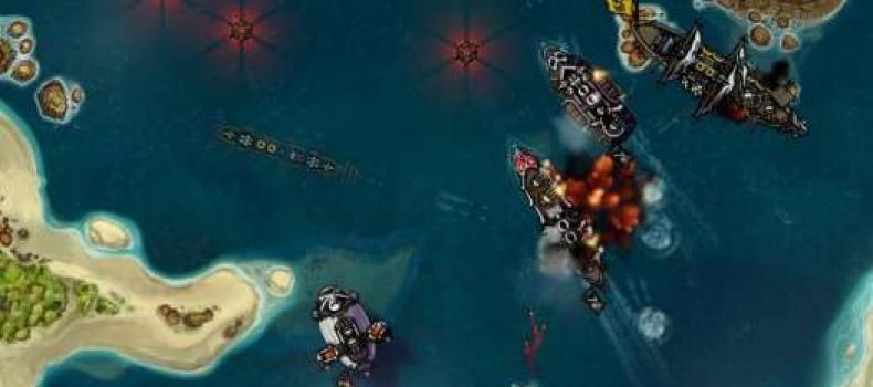 Crimson: Steam Pirates to iPad Sept. 1