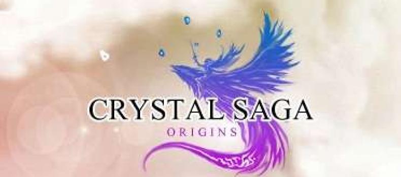 Crystal Saga announced