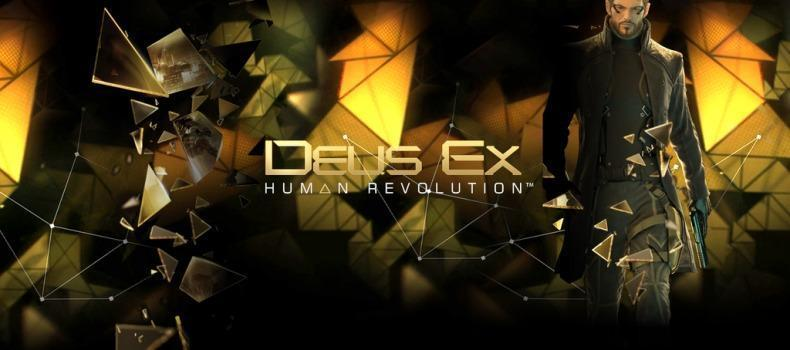 DEUS EX: HUMAN REVOLUTION Clothing Line, Dress like Adam