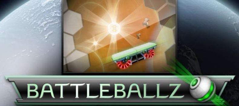 BattleBallz Chaos and Funky Cam 3D