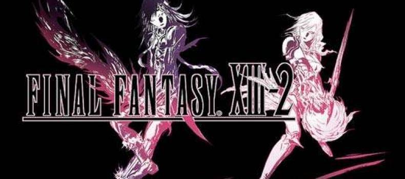 Final Fantasy XIII-2 Release Date Confirmed