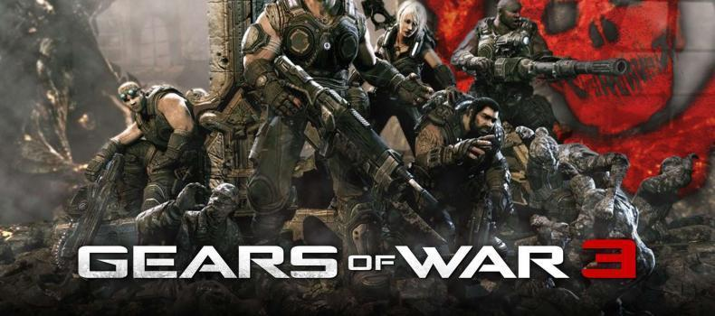 Gears of War 3 $30 season pass to include first four DLC packs