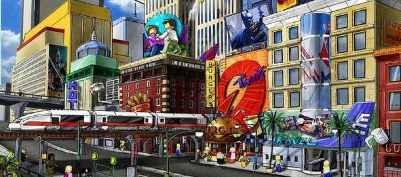 LEGO Universe: Free to Play Launches Today