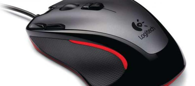 Logitech Introduces Gaming Mouse G300 for PC Gamers