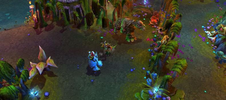 League of Legends- New capture and Hold game mode