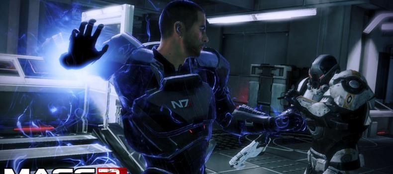 Mass Effect 3 Gamescom Screenshots