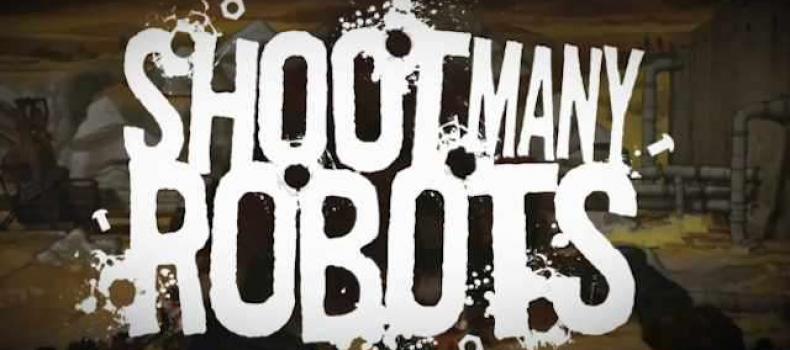 Shoot Many Robots to PSN, XBLA, 360 in 2012