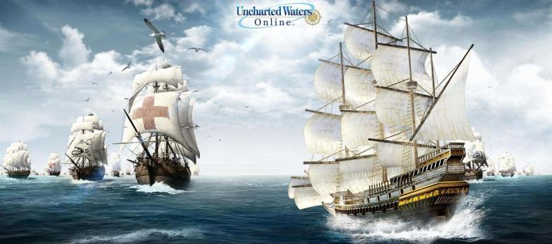 Nautical MMO Uncharted Waters Online Celebrates Its 1st Birthday