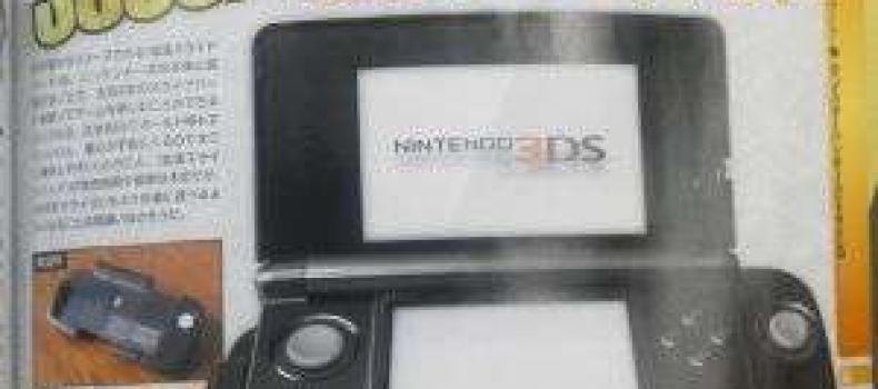 3DS Attatchment Confirmed, Redesign Looming?