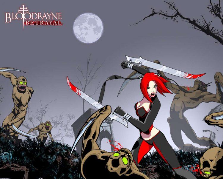 BloodRayneBetrayal
