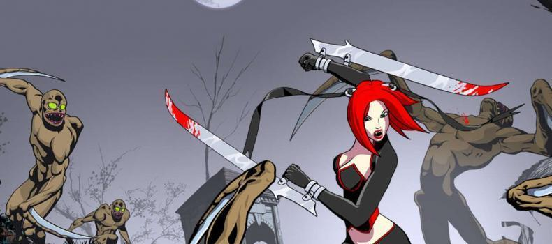 Get Into the Halloween Spirit with BloodRayne: Betrayal, Now Part of Microsoft's Shocktober Promotion!