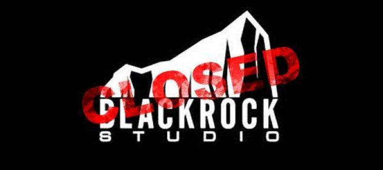 Black Rock Studio Closes Today