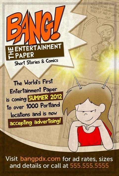 Bang! The Entertainment Paper
