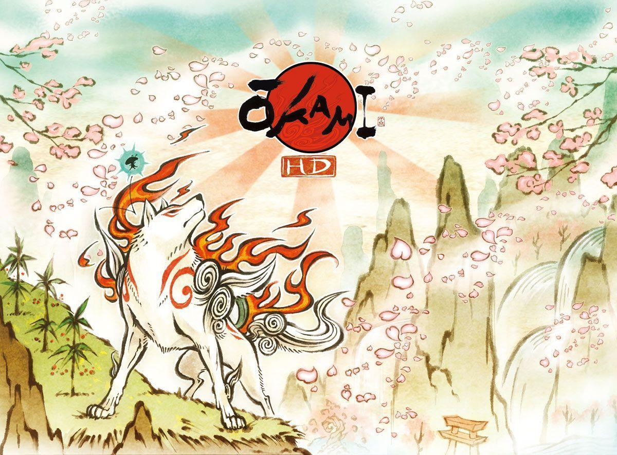 Okami HD Coming this Fall to the Playstation Network