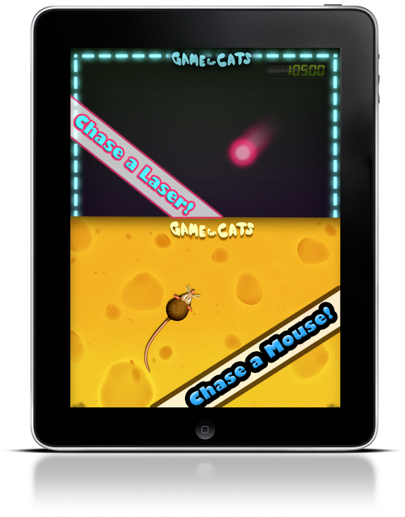 iPad Games for Cats Reviews – Game for Cats and Fun and Games for Cats