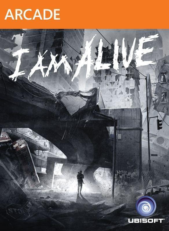 I Am Alive Game Art