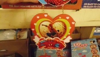 Spider-Man... thing