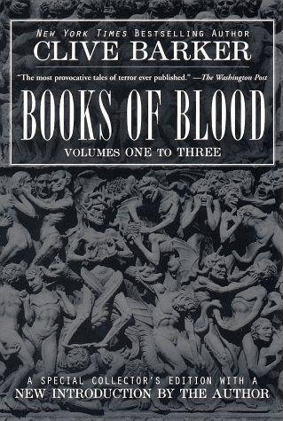 Book Review: Books Of Blood, Volumes 1-3