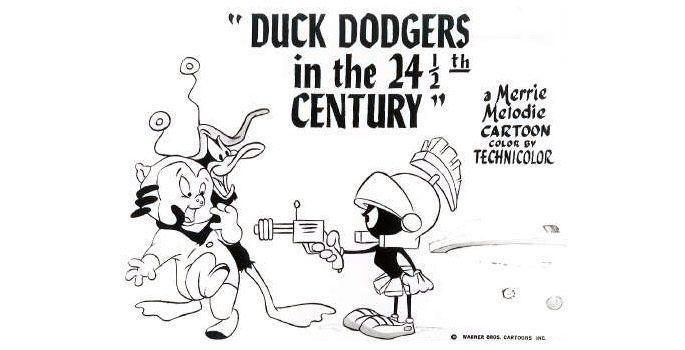 The Time Bugs Bunny Saved Duck Dodgers. Twice.