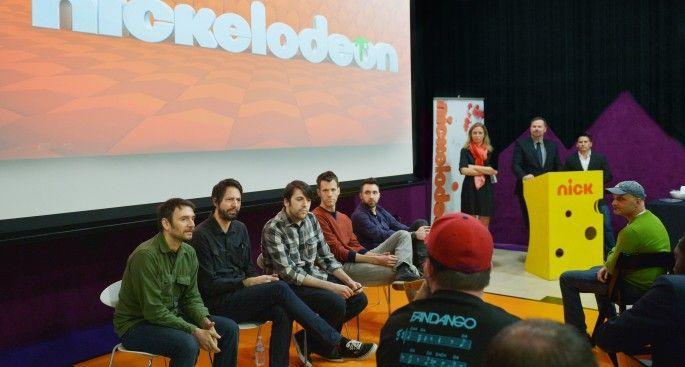 Nickelodeon - Breadwinners and Sanjay and Craig creators