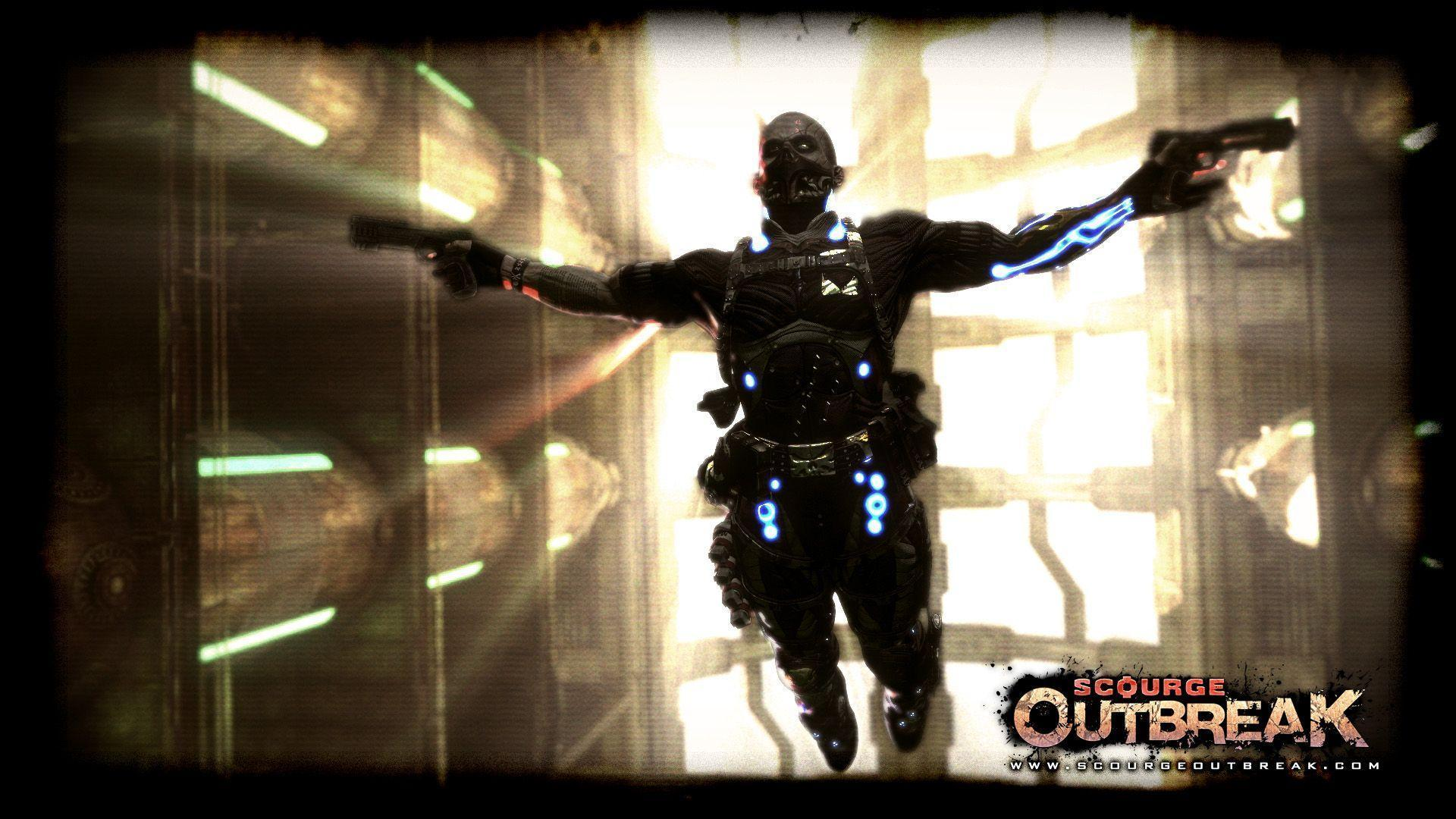 Scourge: Outbreak – Shade Dossier Trailer and Wallpaper
