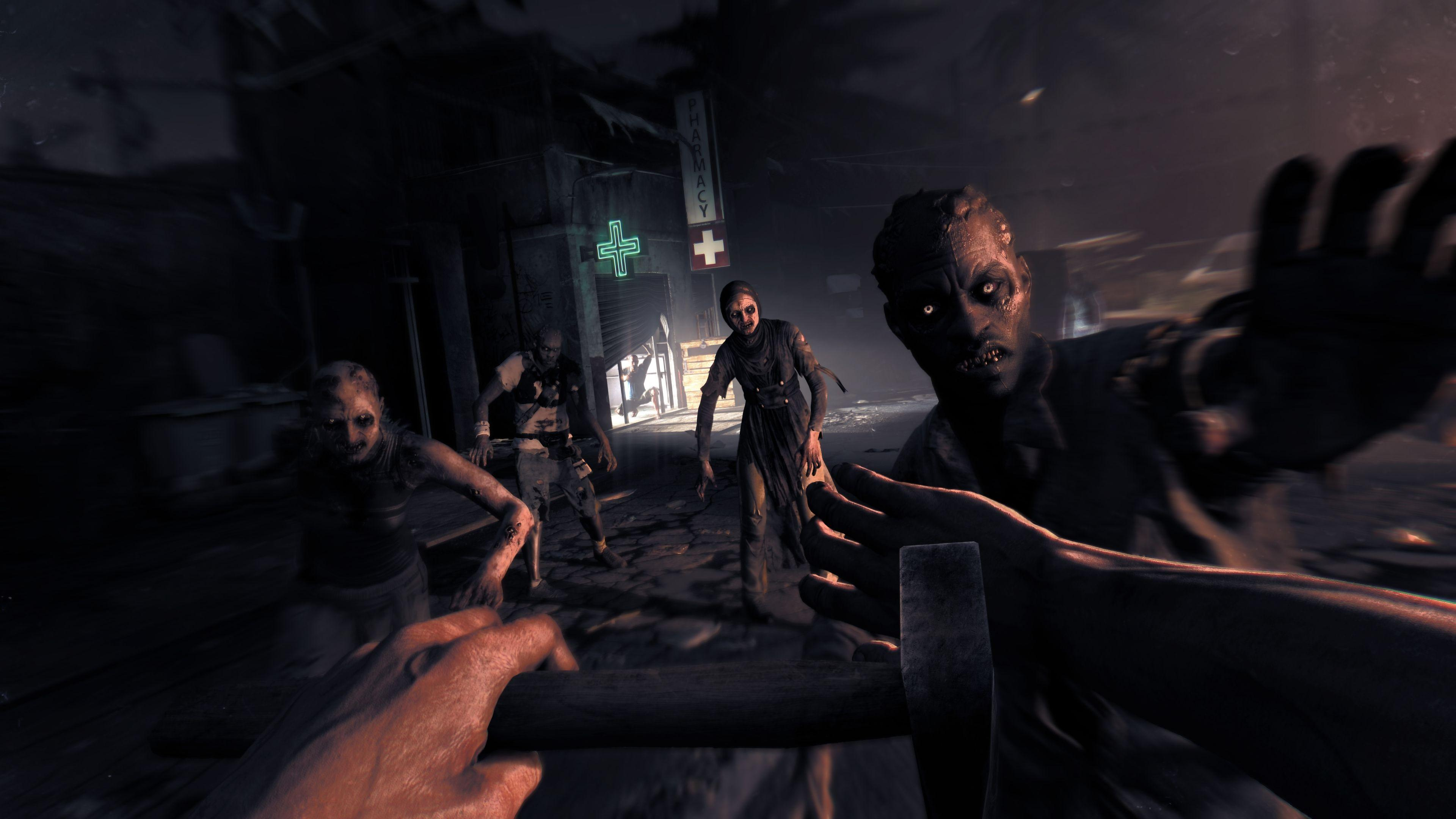Dying Light Screenshots Released