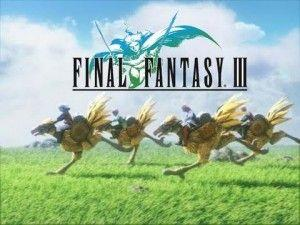 Final Fantasy III Review Courtesy of iPodAndGameReviews