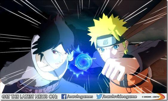 Naruto Game Image