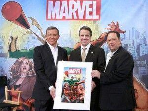robert-iger-governor-andrew-cuomo-joe-quesada