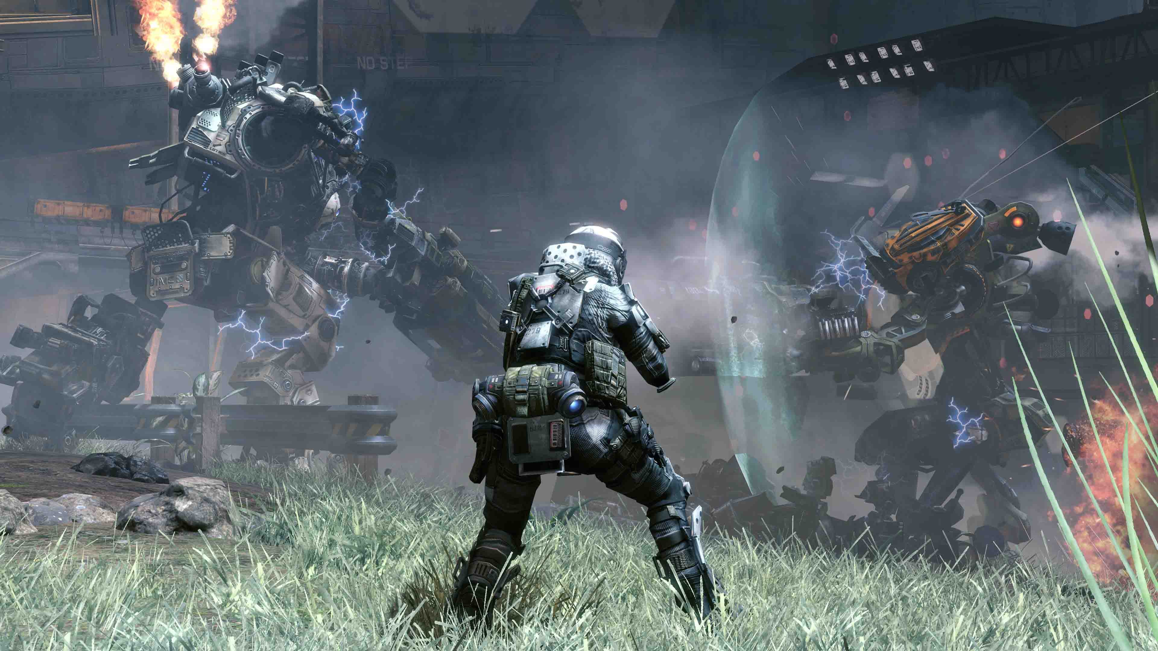 """""""Titanfall"""" – A New Type of Game?"""