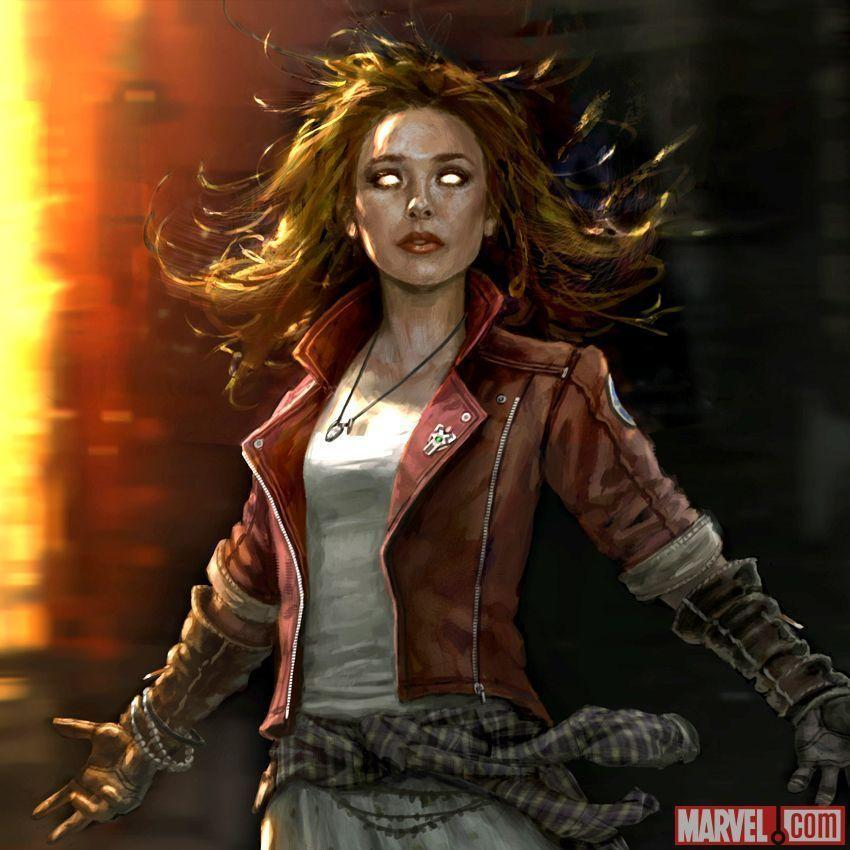 Avengers: Age of Ultron Concept Art, With Special Guest Appearance By Stan Lee