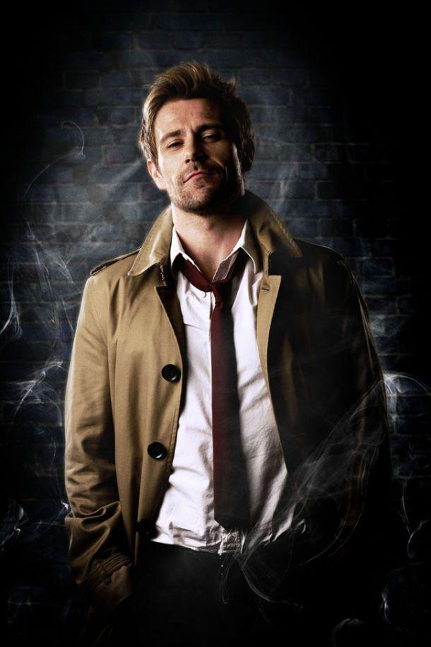 NBC Releases First Photo of 'Constantine'
