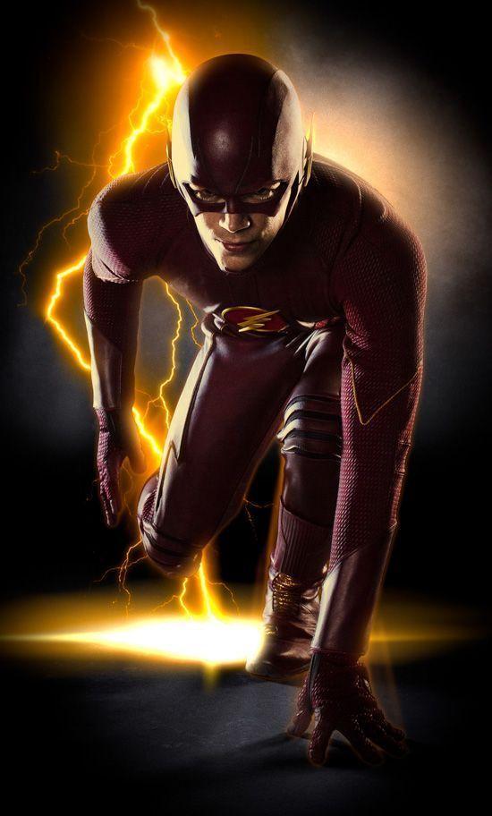 New Flash Suit