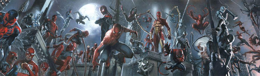 Five Spider-People to Look For in 'Spider-Verse'