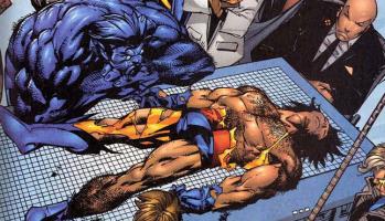 Wolverine Dead