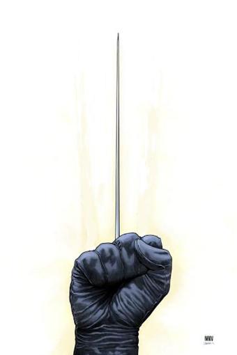wolviemiddlefinger