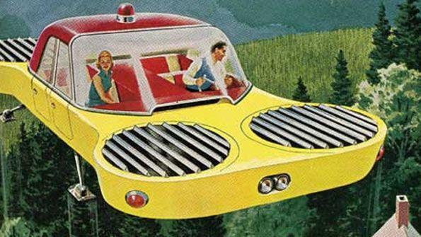 Americans Think Tech Will Create Better Future, Some Still Hoping For Flying Cars