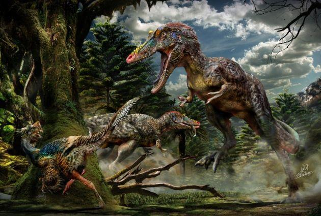 Newly Discovered Tyrannosaur Gets the Undignified Nickname 'Pinocchio Rex'