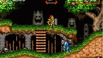 Super Ghouls 'n Ghosts Unforgiving Game