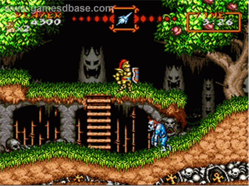 Super Ghouls 'n Ghosts Unforgiving Game