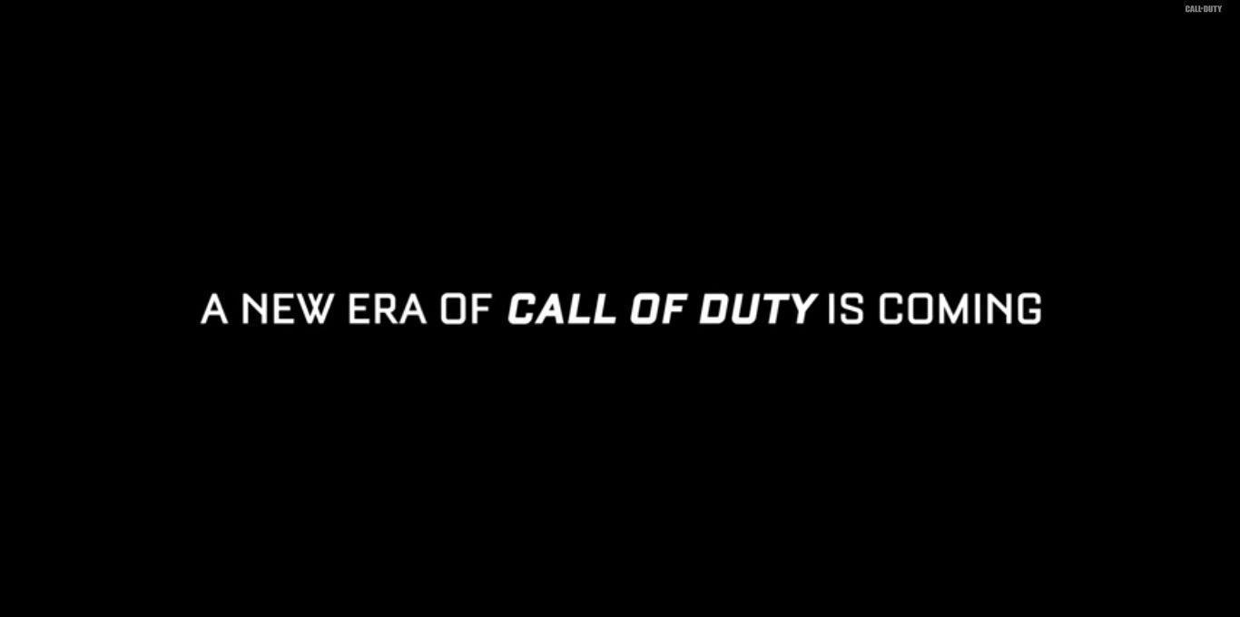Call of Duty New Era