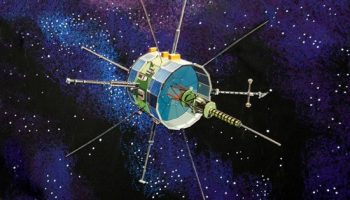 ISEE-3 Artists Conception