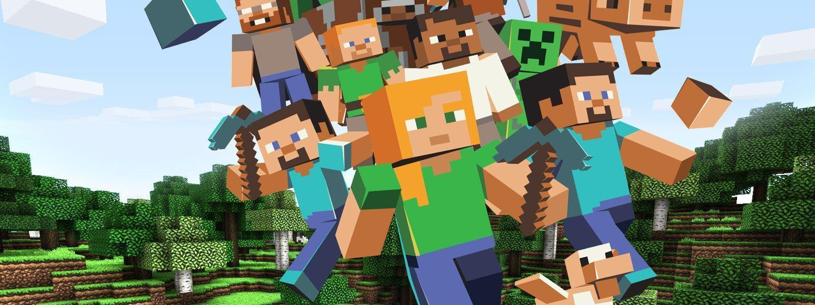 Minecraft Story Mode Gets Cast Reveal And Detailed Popgeeks Com