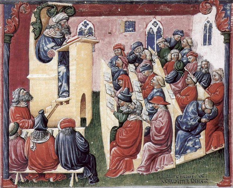 Medieval Lecture