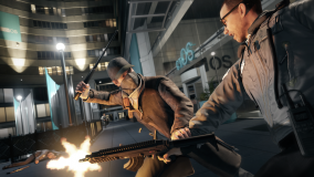 Being a bad ass is par for the course in Watch Dogs
