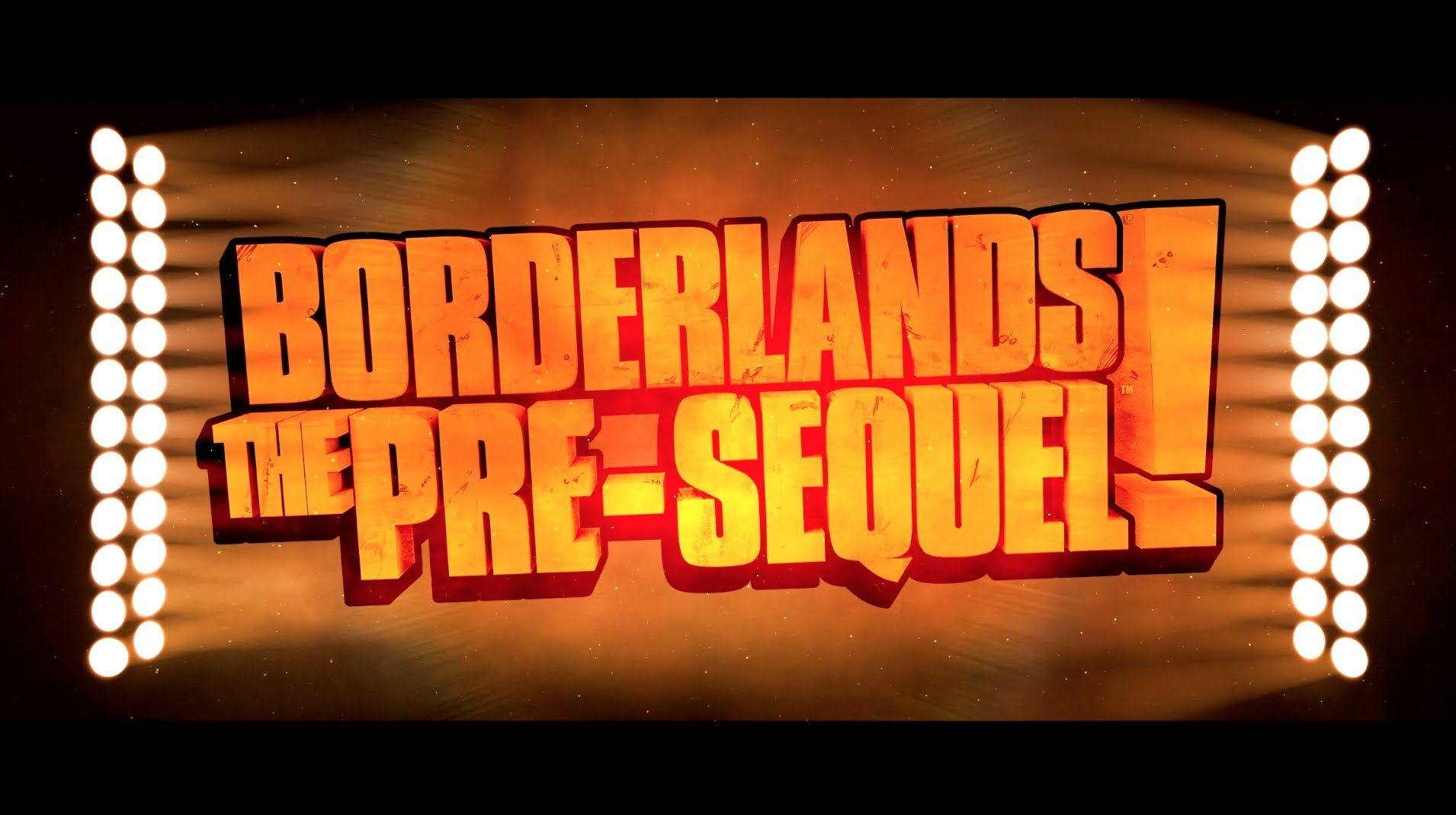 Borderlands Pre Sequel Release Date Announced